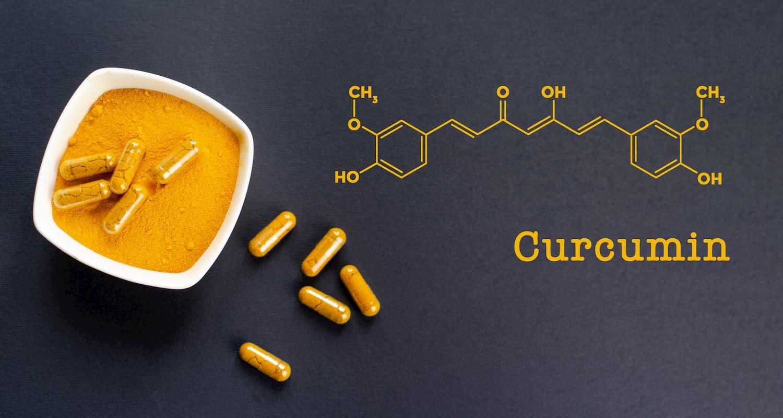 effets curcumine chimio